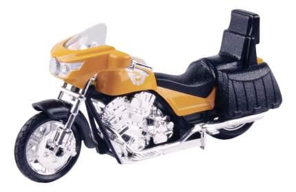 Коллекционная модель MotorMax Touring Bike, оранжевая