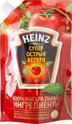 Кетчуп Heinz супер острый 350 г