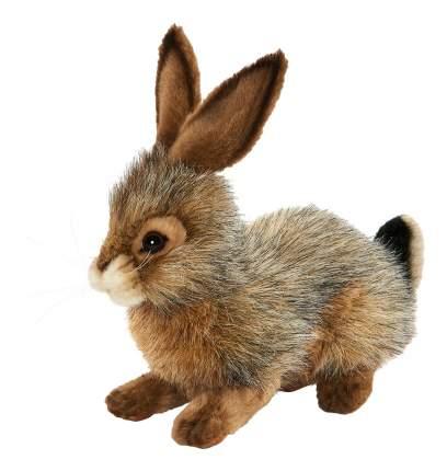 Мягкая игрушка Hansa Кролик Черный 25 см Разноцветный Синтепон Пластик 6284