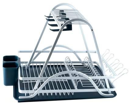 Отдельностоящая сушилка для посуды Gipfel 2413 Серебристый