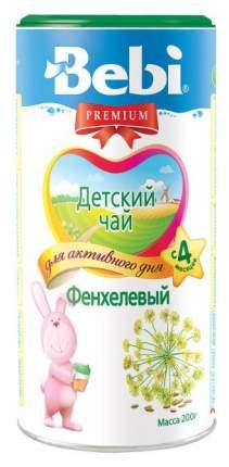 Чай Bebi Premium Фенхель с 6 мес 200 г