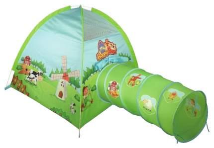 Игровая палатка Shantou Gepai Ферма зеленая