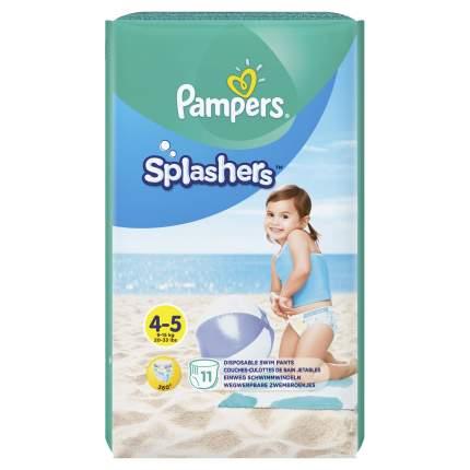 Трусики для плавания Pampers Splashers 4-5, 11 шт.