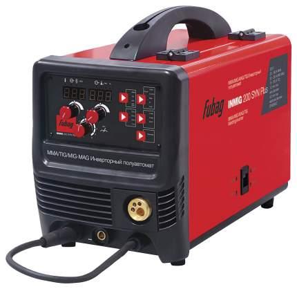 Сварочный полуавтомат_инвертор INMIG 200 SYN PLUS (38644) + горелка FB 250_3 м (38443)