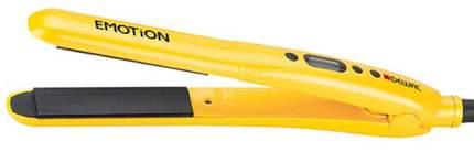 Выпрямитель волос Dewal Emotion 03-401 Yellow