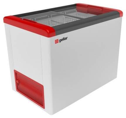 Морозильный ларь Gellar FG 350 C Red