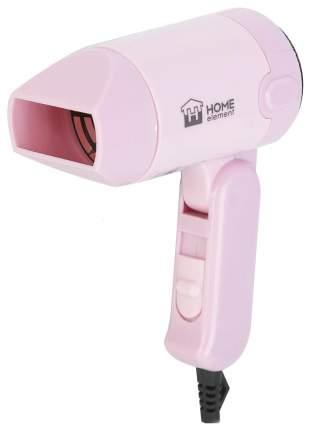 Фен HOME ELEMENT HE-HD313 Pink
