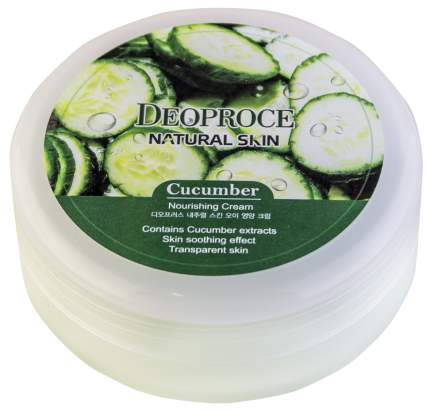 Крем для лица Deoproce Cucumber Natural Skin Nourishing Cream 100 г