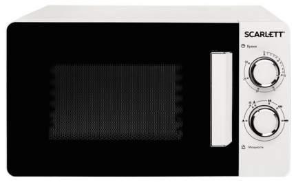 Микроволновая печь соло Scarlett SC-MW9020S03M white