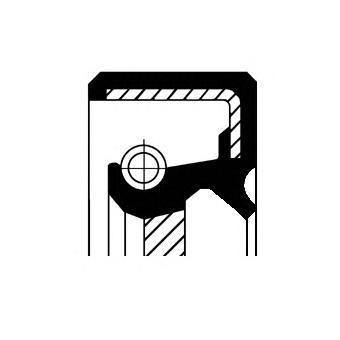 Сальник Corteco 19016674B