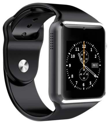 Смарт-часы Smart Watch A1 Silver/Black