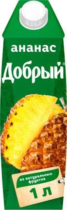 Нектар Добрый ананас 1 л