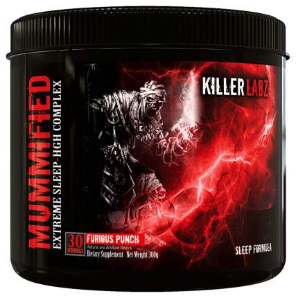 Добавка для сна Killer Labz Mummified 300 г furious punch