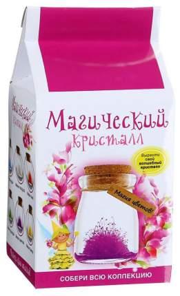 Набор для выращивания кристаллов Бумбарам Магия цветов