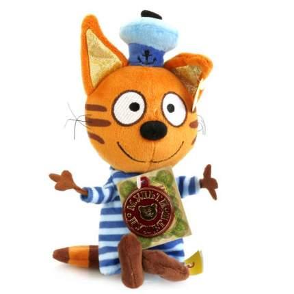 Мягкая игрушка Мульти-Пульти 3 кота, коржик 18 см озвученная
