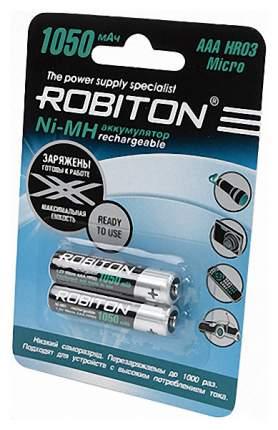Аккумуляторная батарея Robiton RTU1050MHAAA-2 2 шт