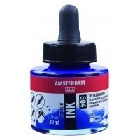 Акриловые чернила Royal Talens Amsterdam №504 ультрамарин 30 мл