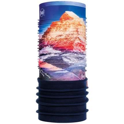 Шарф-труба Buff Mountain Collection Polar, matterhorn multi, One Size