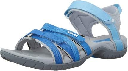Сандалии Teva Tirra, cool blue gradient, 10 US