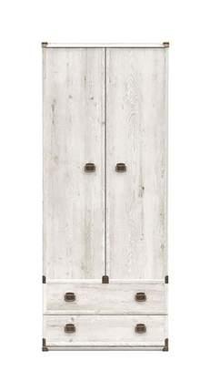 Платяной шкаф BlackRedWhite BRW_70001368 80х57х195, сосна каньйон