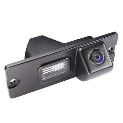 Камера заднего вида BlackMix для Mitsubishi Pajero Sport (1996-2009)