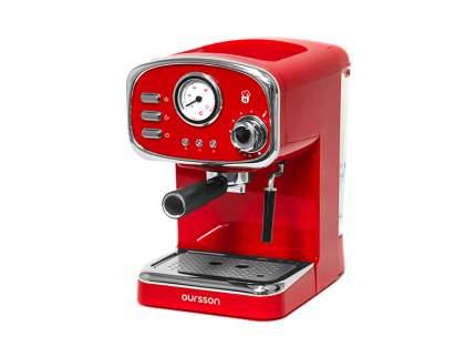 Кофеварка Oursson EM1505/RD
