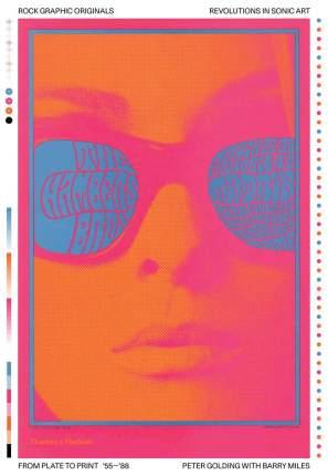 Книга Rock Graphic Originals, Revolutions in Sonic Art from Plate to Print 55-88