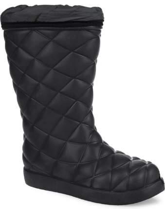 Сапоги зимние WOODLINE ЭВА -45, черные (990-45)