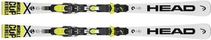 Горные лыжи Head Worldcup Rebels i.SL RP EVO + Freeflex EVO 11 2018, 165 см
