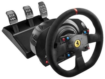 Игровой руль Thrustmaster T300 Ferrari Integral Alcantara Edition