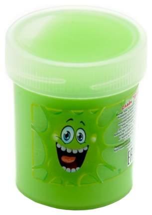 "Слайм ""Плюх"" с шариками, зеленый, 40 гр. Опт-Смайл"