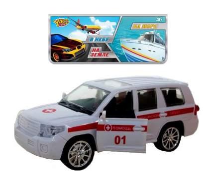 Машинка пластиковая Shantou M9055-6