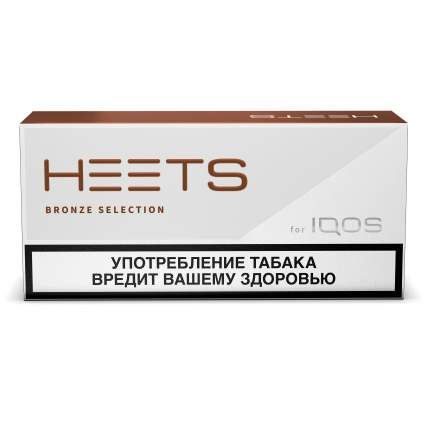 Стики HEETS Bronze Selection бронзовый блок