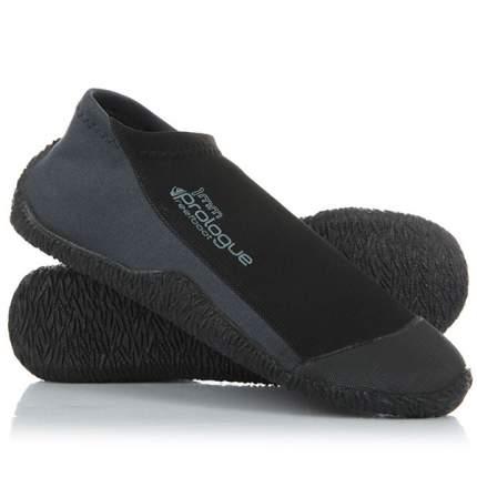 Гидроботинки Quiksilver Prolog1mreef, black, 6 UK
