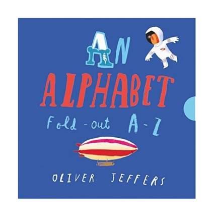 "Книга HarperCollins Publishers Jeffers Oliver ""An Alphabet"""