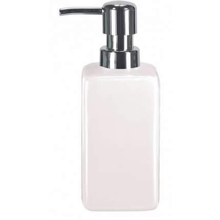 Дозатор для жидкого мыла Kleine Wolke Edit, белый