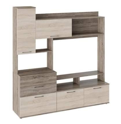 Комбинированная секция SMART Мебель Марта дуб сонома трюфель, дуб сонома