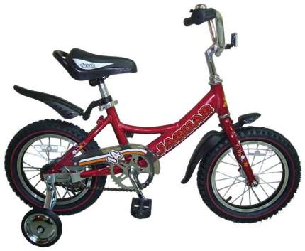 Детский велосипед Jaguar MS-A142 Alu двухколесный красный 14