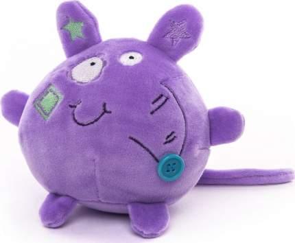 """Мягкая игрушка """"Мышка фиолетовая"""", 10 см"""