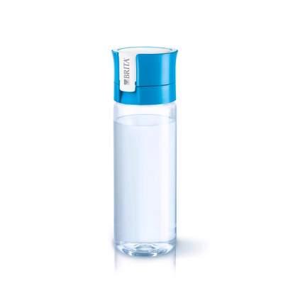 Фильтр-бутылка BRITA Филл-энд-гоу Вайтал голубая