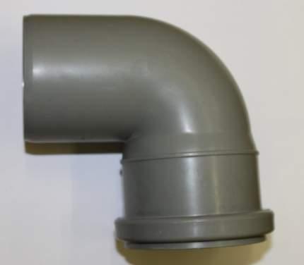 Piteco Уголок с муфтой (колено) для биотуалетов