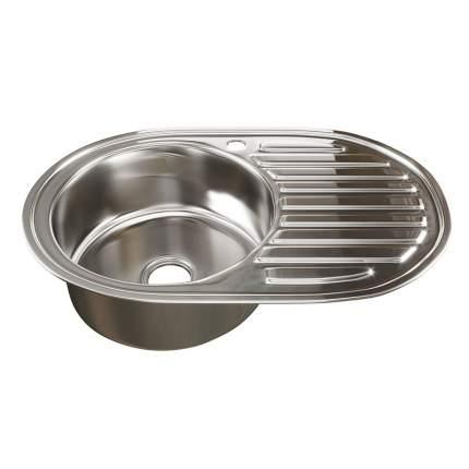 Мойка для кухни из нержавеющей стали MIXLINE 533709