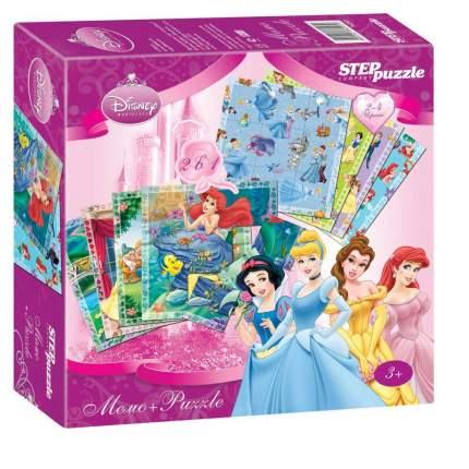 Настольная игра Step Puzzle Принцессы. Мемо