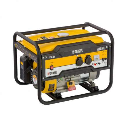 Бензиновый генератор DENZEL PS 25 946814