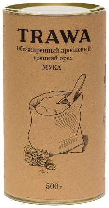 Мука Trawa из обезжиренного грецкого ореха 500 мл