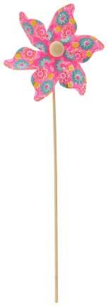 Ветрячок Разноцветные ромашки, 28 см 85109 59615ЯиГ ЯиГрушка