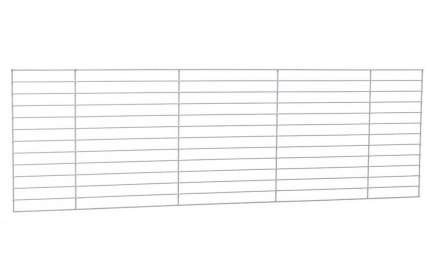 Задняя решетка для клетки Ferplast Casita 100 (Белый)