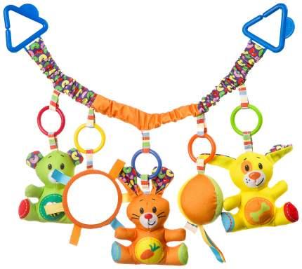Дуга с игрушками Bondibon Зверята ВВ2898