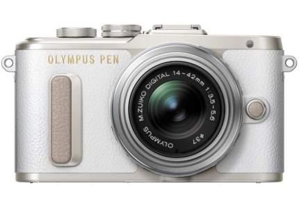 Фотоаппарат системный Olympus E-PL8 Wh 14-42R S