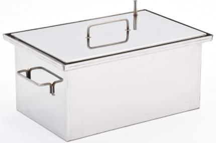 Коптильня Старый очаг для горячего и холодного копчения 2,0 мм 40х25х30 45890